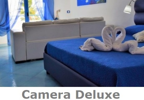 CAMERA DE LUXE - B&B Miramare Pozzallo